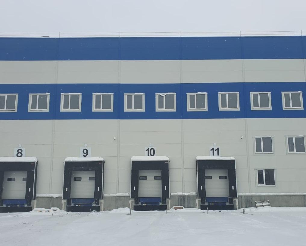 Крупный холодильный склад построили в Электроуглях