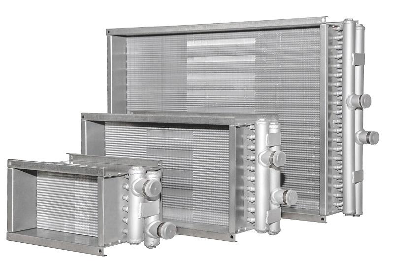 теплообменников для вентиляции и кондиционирования