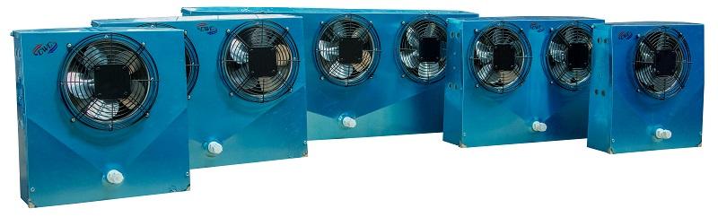 воздухоохладители CWC