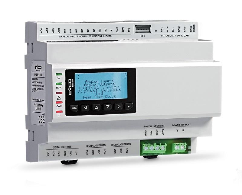 контроллеры для холодильных камер